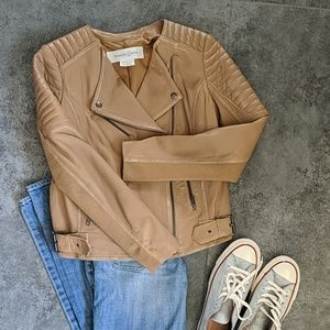 Treasure & Bond leather jacket
